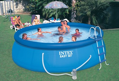 Piscine tubulaire piscine autoportante pr parez l 39 t for Piscina autoportante