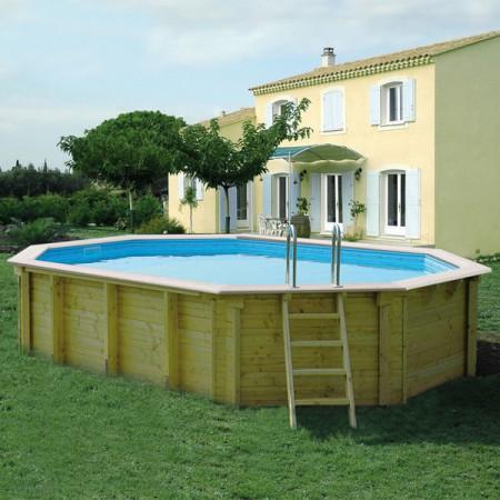 Choisissez une piscine en bois, vous ne serez pas déçu !