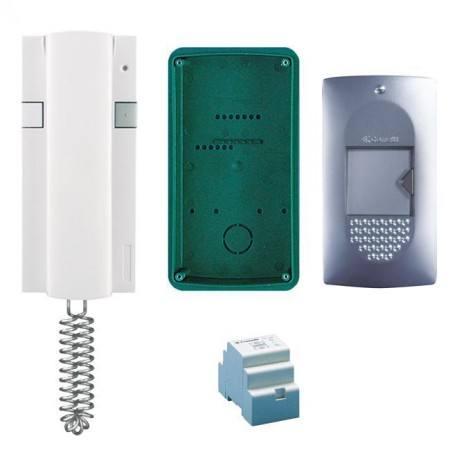 Installation d' interphone : veuillez à ce que le dispositif soit efficace
