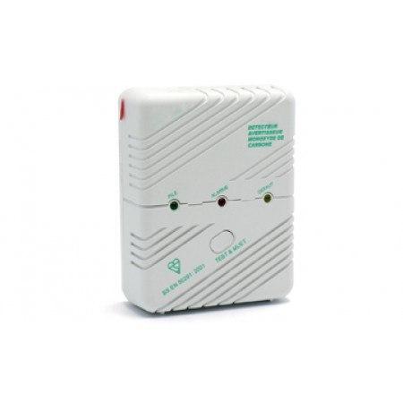 Utilisez en toute sécurité votre appareil de combustion grâce au détecteur de monoxyde de carbone