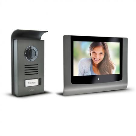 Un interphone vidéo pour sécuriser l'accès à votre domicile