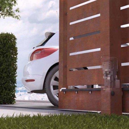 La motorisation autoportante pour votre portail coulissant