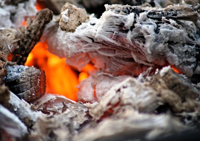 Ne jetez plus les cendres de votre poêle. Celles-ci peuvent être d'une grande utilité
