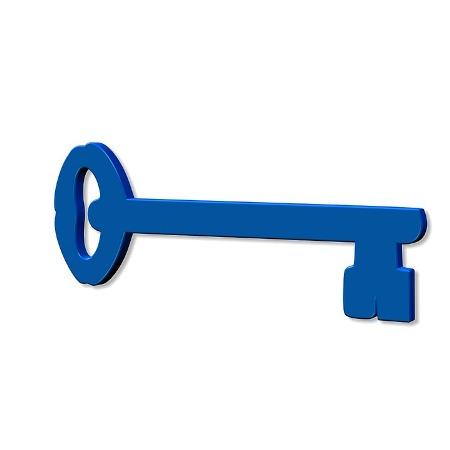 Coffre-fort à clé : les essentiels à retenir sur la clé