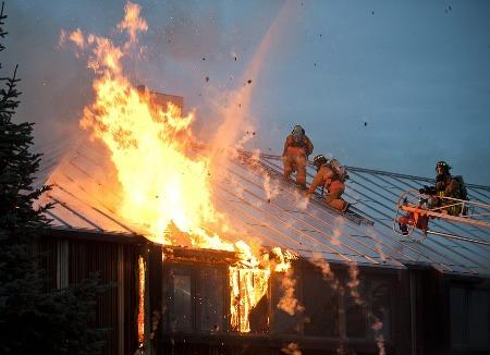 En cas d'incendie, ayez les bons réflexes