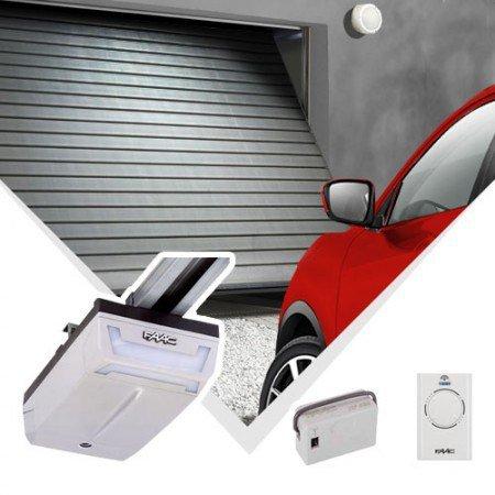 motorisation porte de garage sectionnelle : découvrez les possibilités