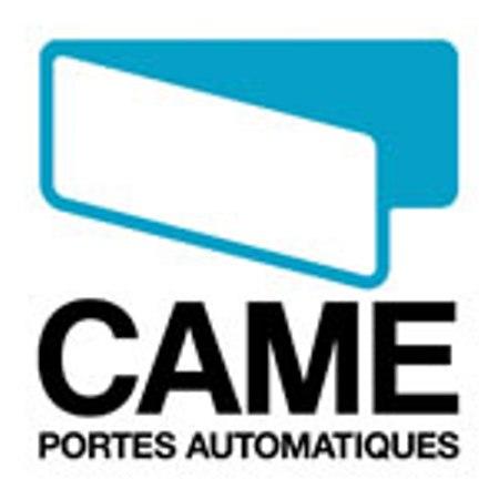 CAME : une marque sur laquelle vous pouvez compter