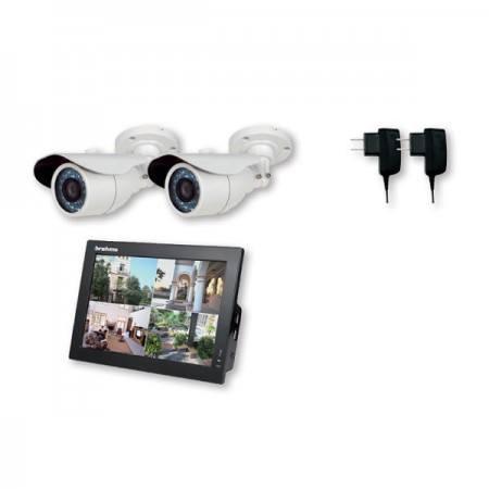 Pour un fonctionnement optimal, installez correctement votre caméra analogique
