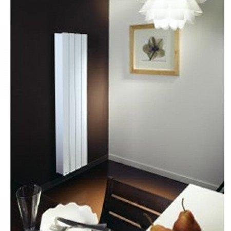 Un radiateur électrique à inertie vertical assure la même performance qu'un Un radiateur électrique à inertie horizontal