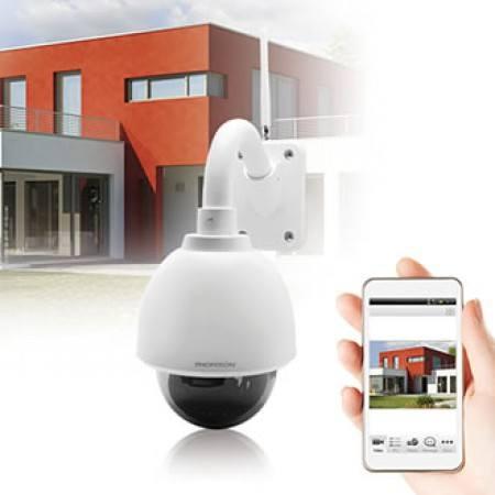 Une caméra de vidéosurveillance IP vous promet plusieurs avantages