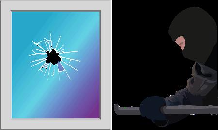 Ayez les bons réflexes en cas de vol ou d'agression à domicile