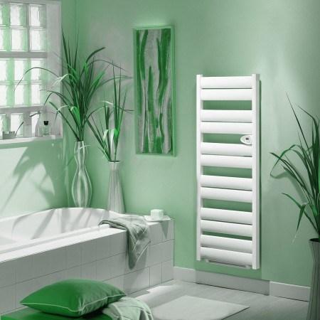 Un sèche-serviette électrique correctement entretenue fonctionnera correctement
