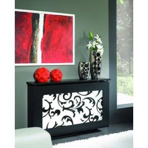 Un cache-radiateur bien choisi ajoutera  une note décorative  à votre intérieur