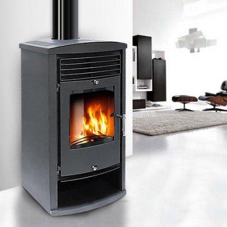 fabrication de po les bois les atouts de l acier. Black Bedroom Furniture Sets. Home Design Ideas